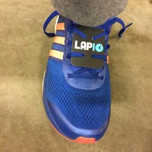 Skagen halvmarathon 2015 - Old School style med chip i skoen