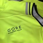 Gore Running Wear - Neon løbevest