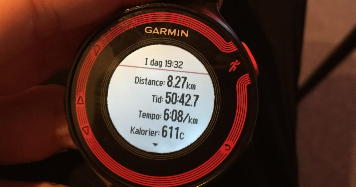 Løbetræning