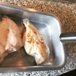 Sous Vide kylling